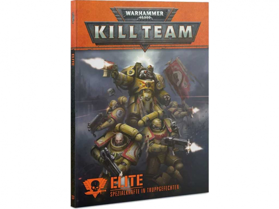 Warhammer 40,000 - Kill Team Elite (DE)