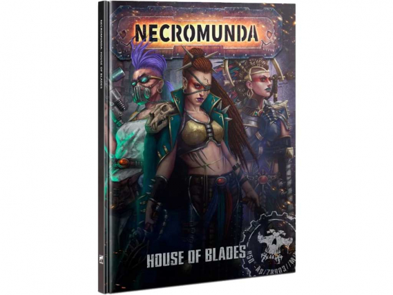 Necromunda - House of Blades (EN)