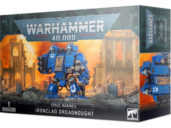 Warhammer 40,000 - Ironclad Dreadnought