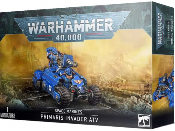 Invader Quad der Primaris