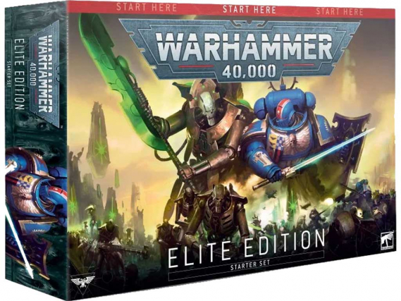 Warhammer 40,000 - Elite-Edition (EN)