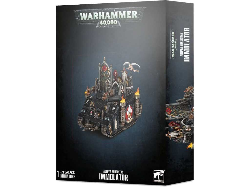 Warhammer 40,000 - Immolator