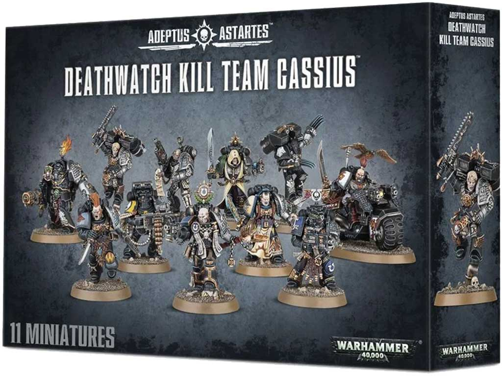 Warhammer 40,000 - Kill Team Cassius