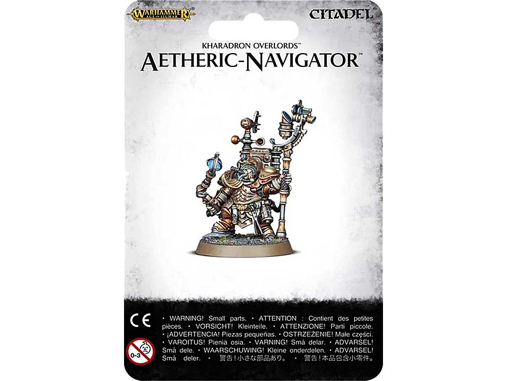 Aetheric Navigator Age of Sigmar