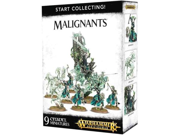 Start Collecting Malignants