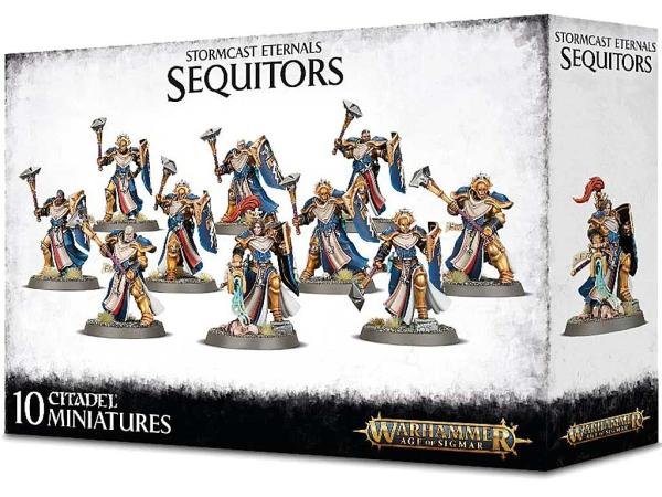 Age of Sigmar Sequitors