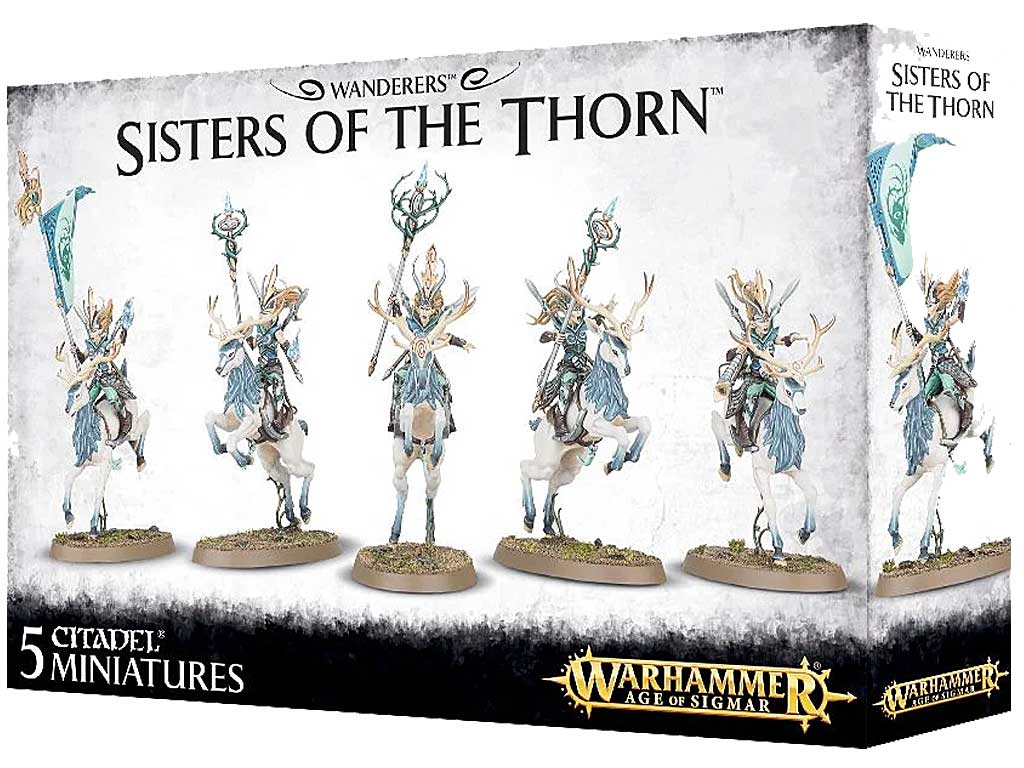 Sisters of the Thorn Age of Sigmar