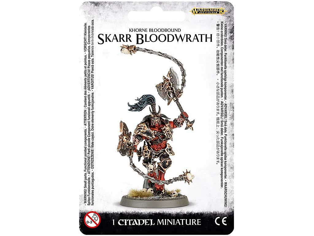 Age of Sigmar - Skarr Bloodwrath