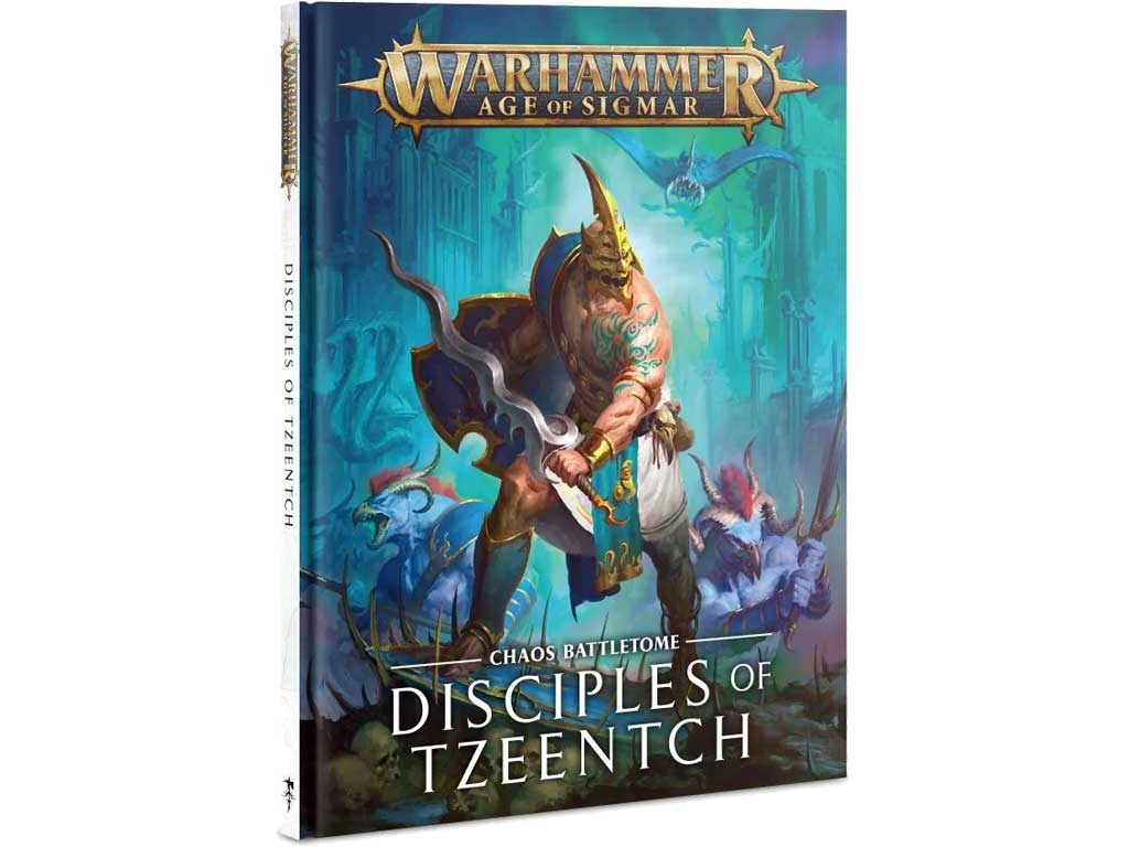 Battletome: Disciples of Tzeentch English