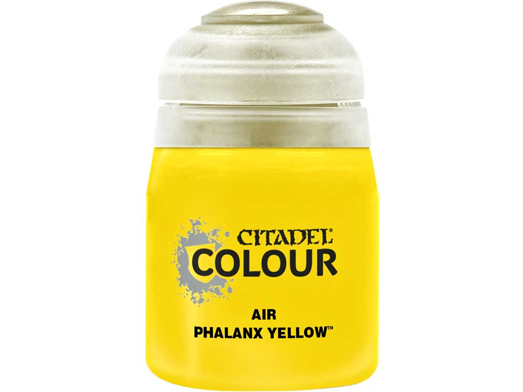 Citadel Air Colour Phalanx Yellow