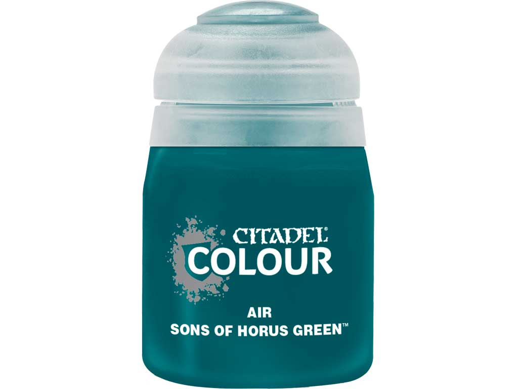 Citadel Air Colour Sons of Horus Green