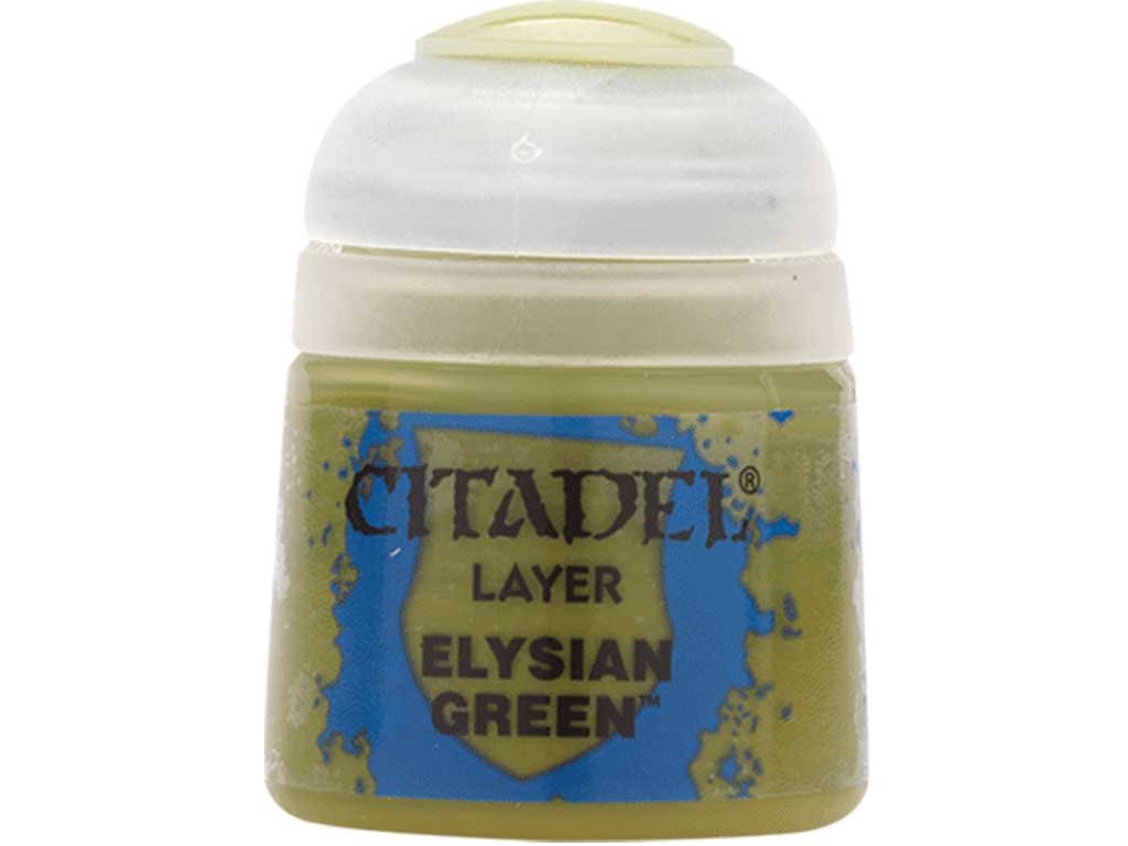 Citadel Layer Elysian Green