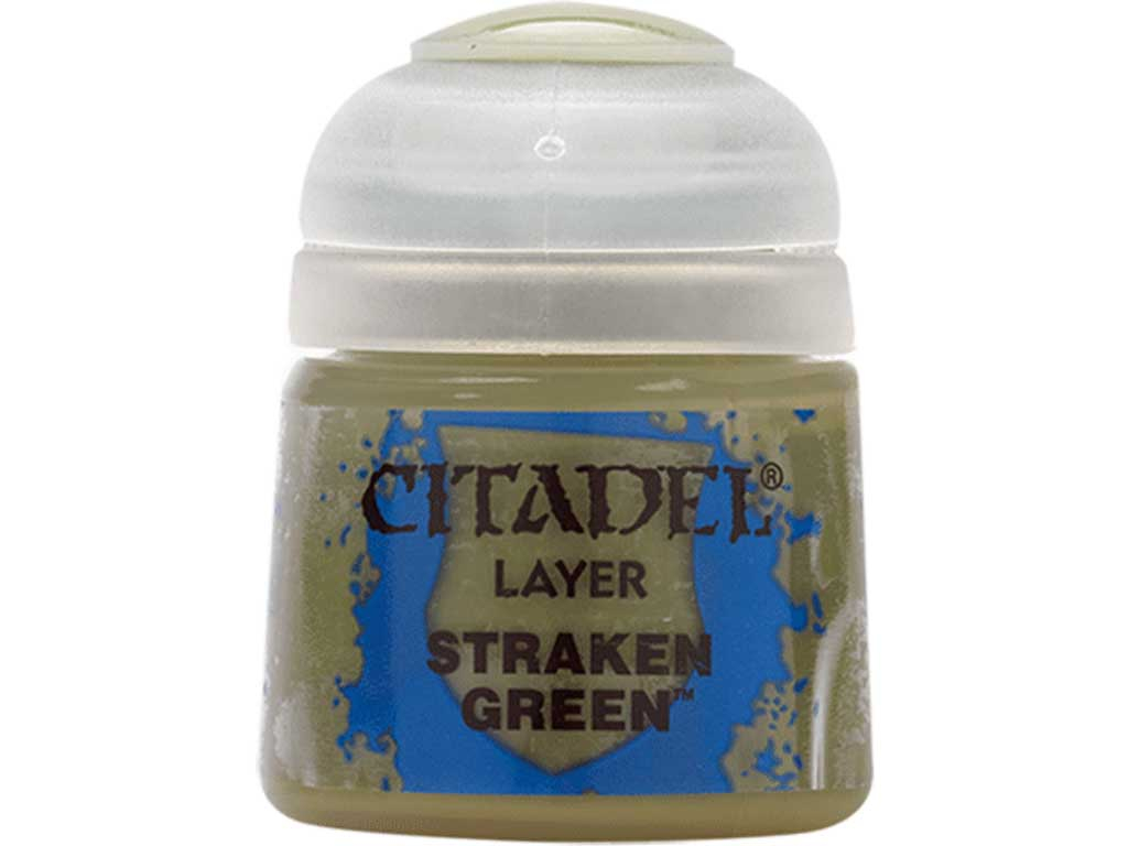 Citadel Layer Straken Green