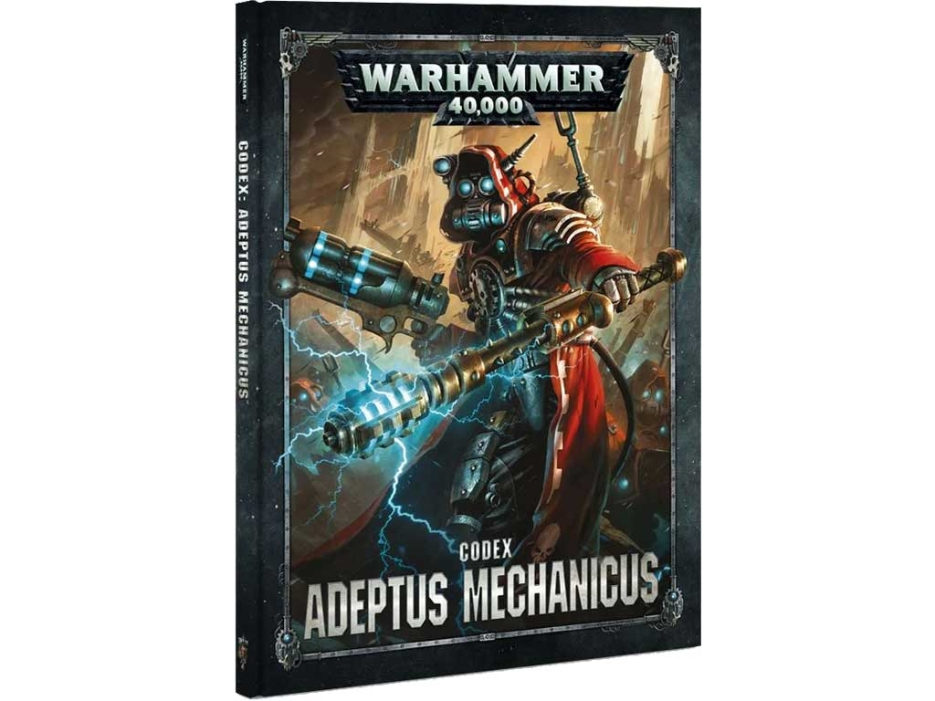 Codex: Adeptus Mechanicus (EN)