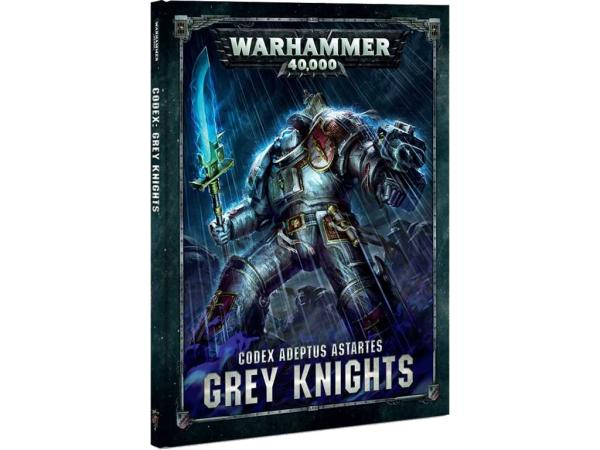 Codex: Grey Knights (DE)