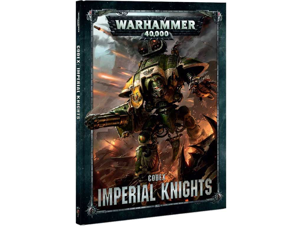 Codex: Imperial Knights (DE)