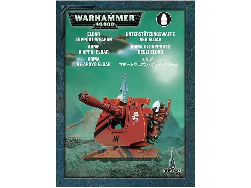 Warhammer 40,000 - Craftworlds: Support Weapon