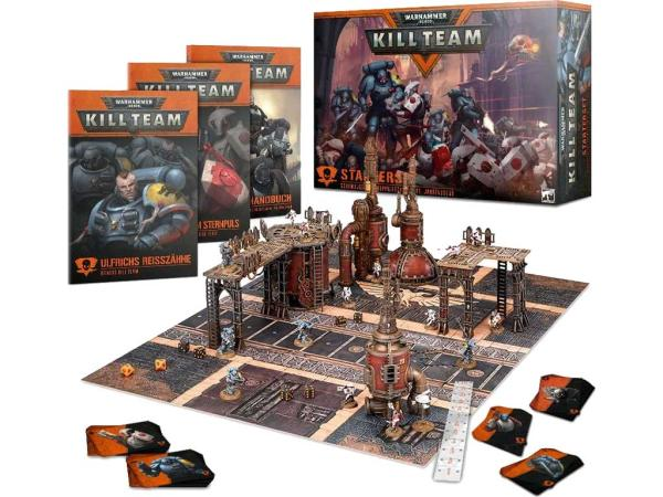 Warhammer 40.000: Kill Team - Starterset (DE)