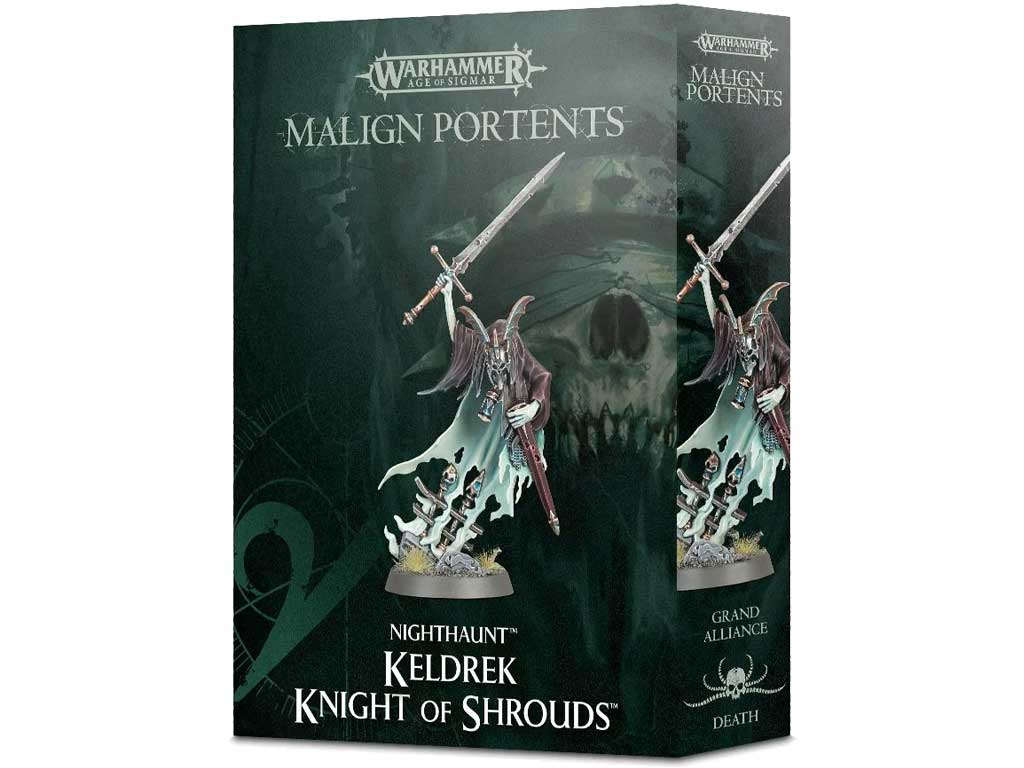 Age of Sigmar - Knight of Shrouds