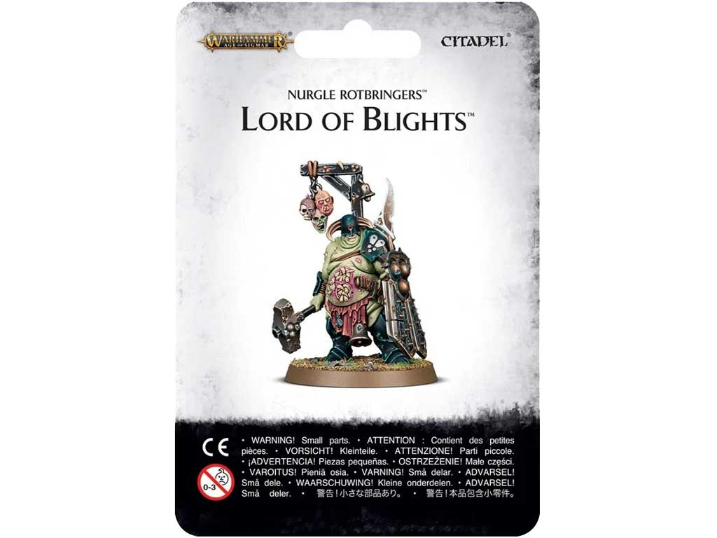 Age of Sigmar - Lord of Blights