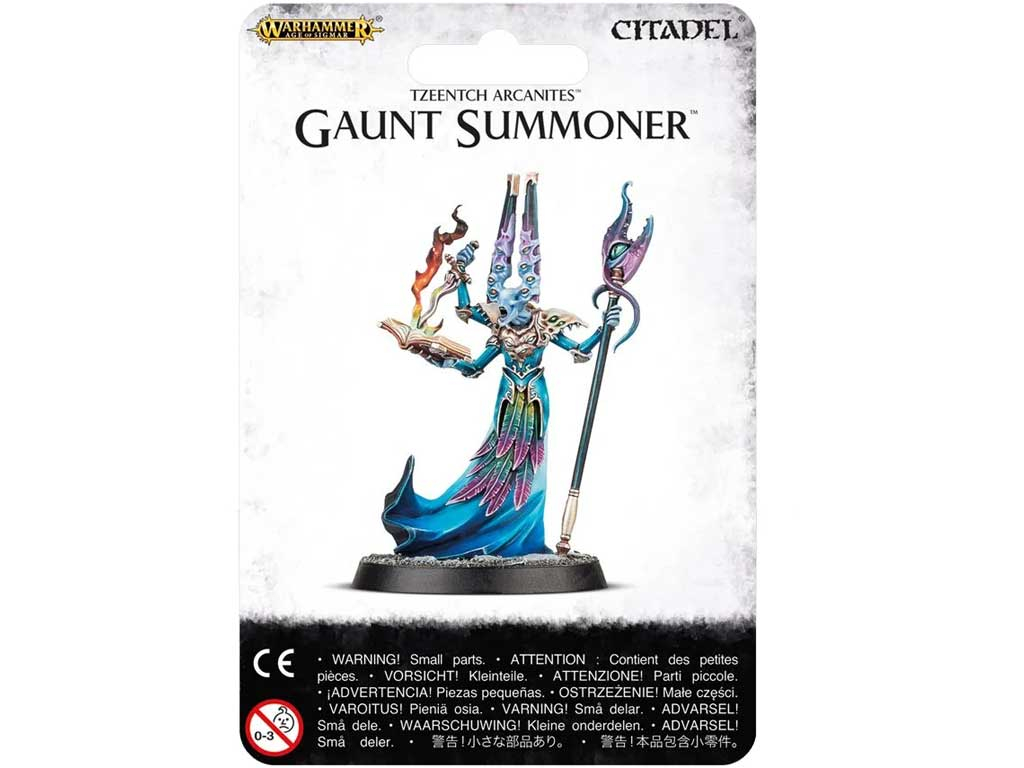 Age of Sigma - Gaunt Summoner