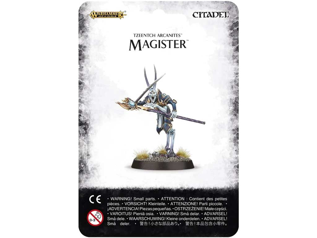 Age of Sigmar - Magister