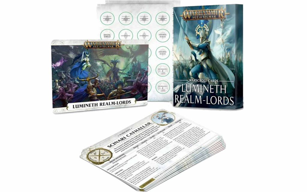 Warscrolls: Lumineth Realm-lords